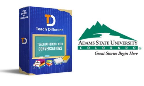 Teach Different With Conversations – Graduate